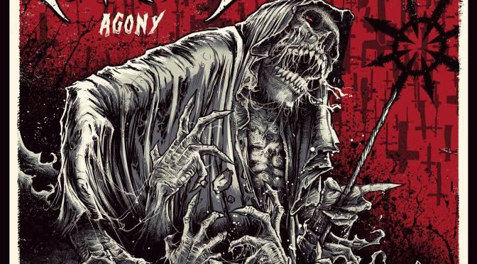 review: Nervosa – 'Agony'