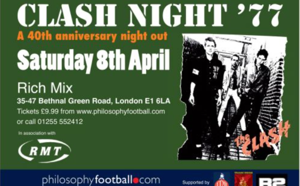 8 April – Clash Night '77