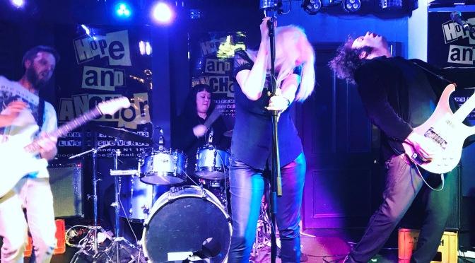 gig review: Hot Sauce Pony, Wolf Girl, Velodrome, Jenn Hart