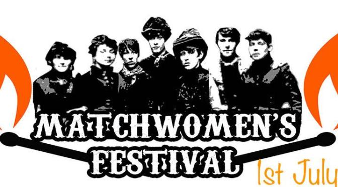 LOUD WOMEN to curate music for Matchwomen's Festival!