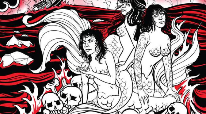 review: The Coathangers – Parasite