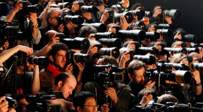 Photographers at LOUD WOMEN gigs