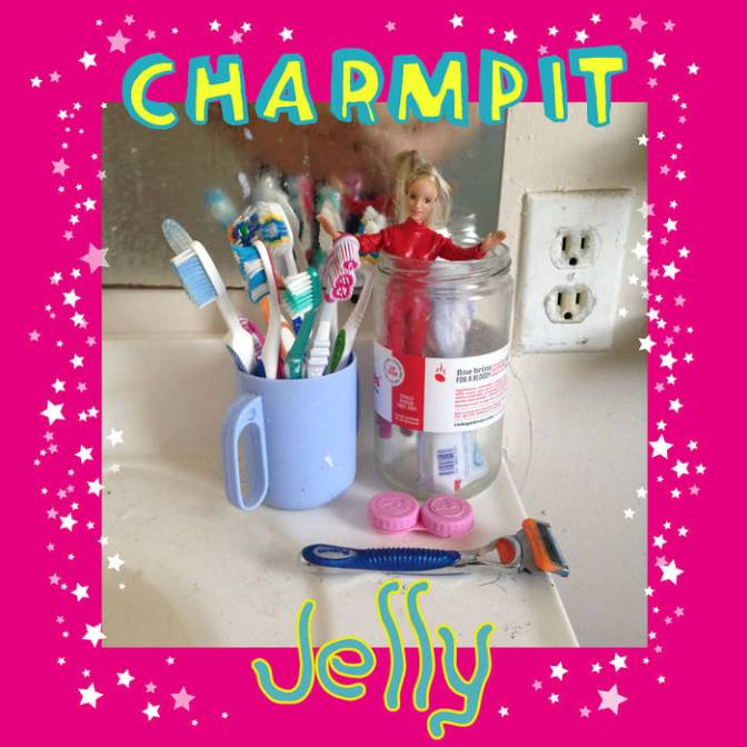Charmpit: 'Jelly' – EP review