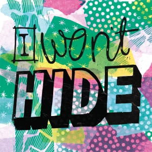 I Won't Hide Album - Digital Use