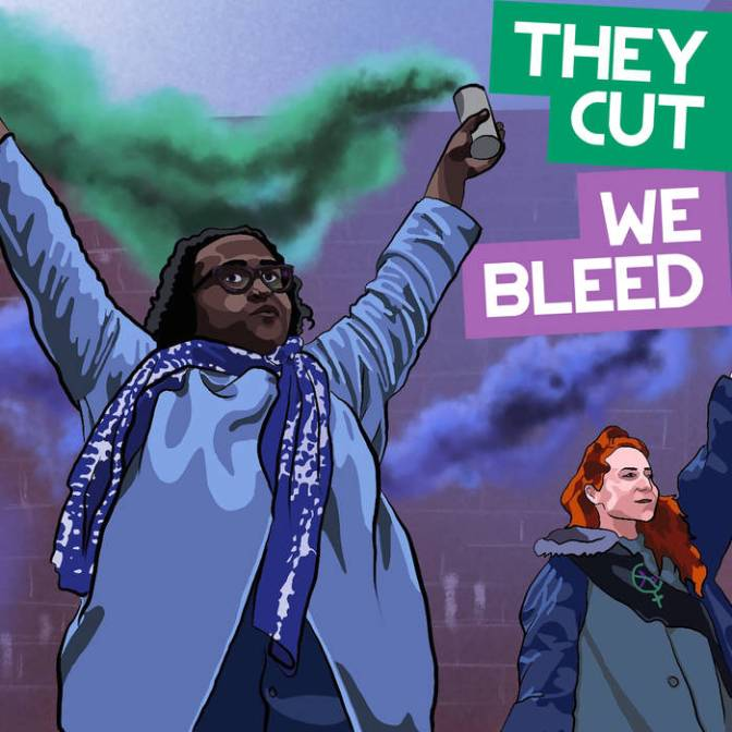 Video: Gaptooth (feat. Sisters Uncut) drops 'They Cut We Bleed' – LOUD WOMEN exclusive
