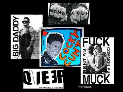 Too Punk to be Queer – a guest blog by Siobhan Fahey