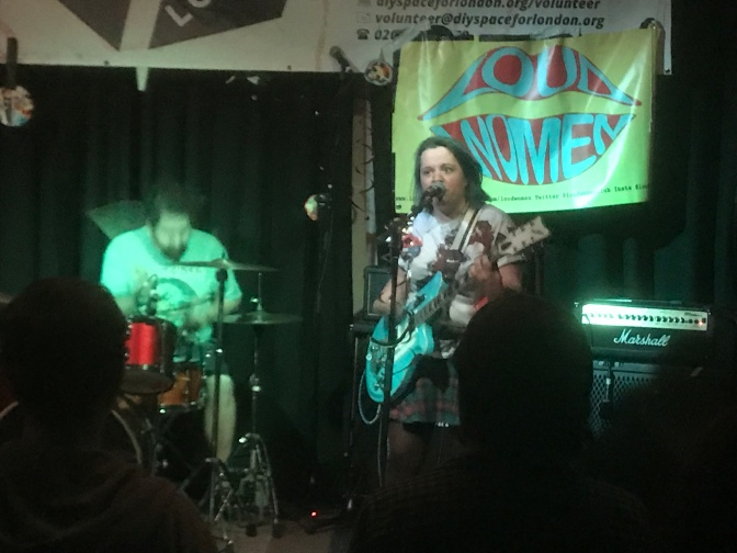Basic Bitches, Quim Smashers, T-Bitch and ARXX – 21 April 2018 at DIY Space for London