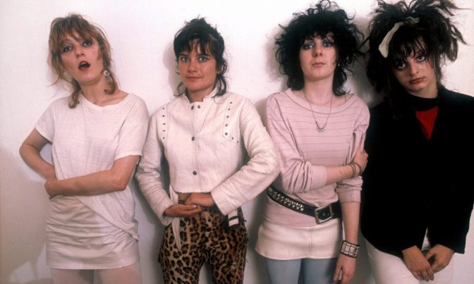 Here To Be Heard: The Story Of The Slits – film review