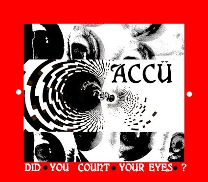 video of the day: Accü – Did You Count Your Eyes?