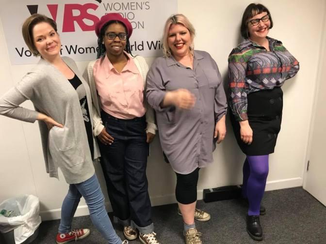 LOUD WOMEN Radio show episode 3 now online: feat. Stef Fi