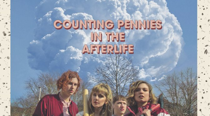 Colour Me Wednesday: 'Counting Pennies in the Afterlife' – review