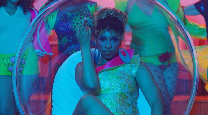 Miss Eaves drops 'Bush for the Push' video … and guess where she's coming to play?