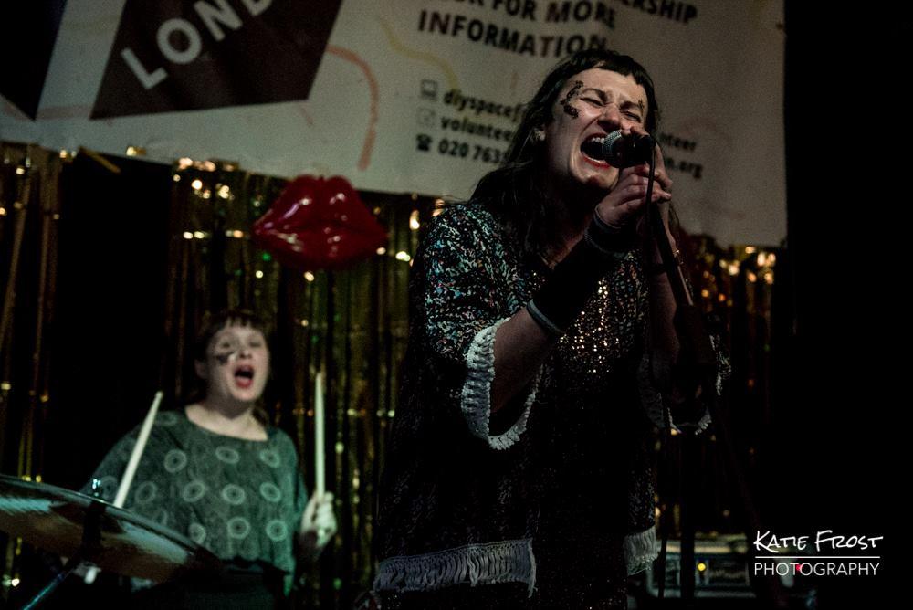 Party Fears Loud Women Katie Frost