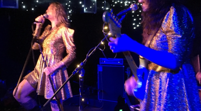 The Coathangers – live review