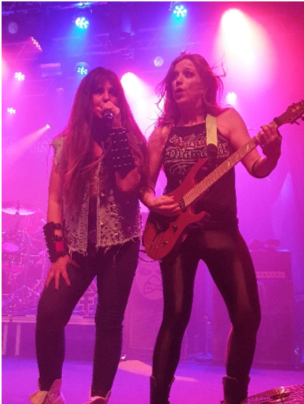 The Iron Maidens: live review