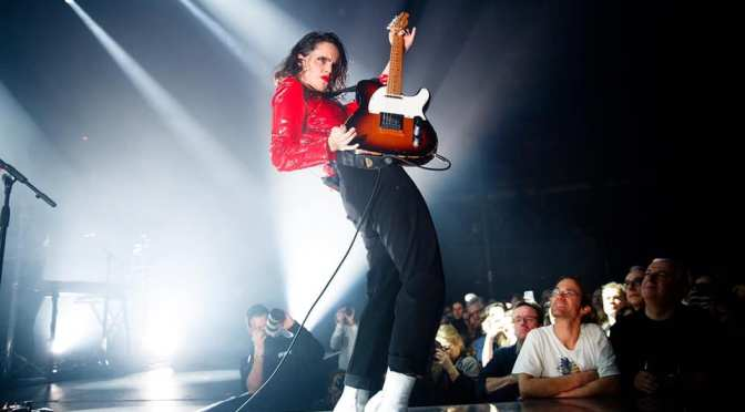 Anna Calvi: live review, All Points East