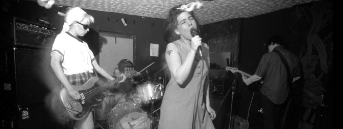 """""""What Did Riot Grrrl Ever Do For Us?"""" Part 1"""