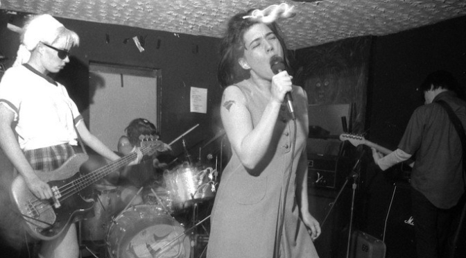 """What Did Riot Grrrl Ever Do For Us?"" Part 1"