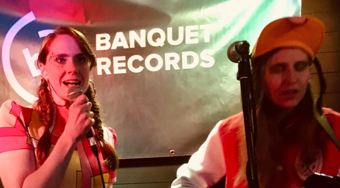 kate nash – live review: banquet records, kingston 21/5/19