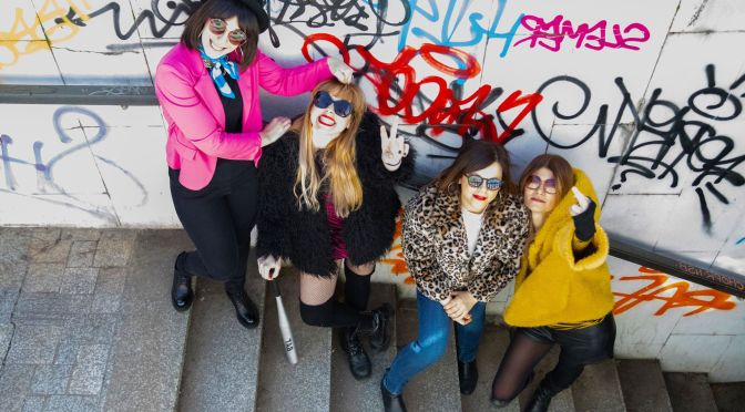 The Cleopatras: Pre-LOUD WOMEN Fest 5 Question Interview