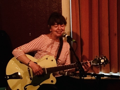 HELEN McCOOKERYBOOK – LIVE AND (ALMOST) UNPLUGGED… The Betsey Trotwood – 20/6/19.