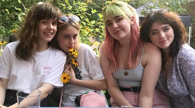 Peach Club: Pre-LOUD WOMEN Fest 5 Question Interview