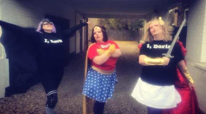 I, Doris: Wonderwomen –video of the day